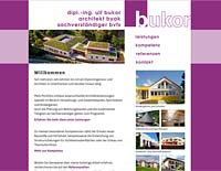 WEBSITE Dipl.-Ing. Ulf Bukor - Architekt