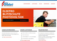 WEBSITE Carsten Driefert Elektro-Meisterbetrieb