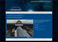WEBSITE Lostexhibitions