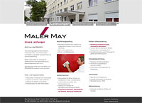 WEBSITE Maler May